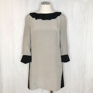 [Marc Jacobs] Unique Dress w/ Harness Back Sz.4